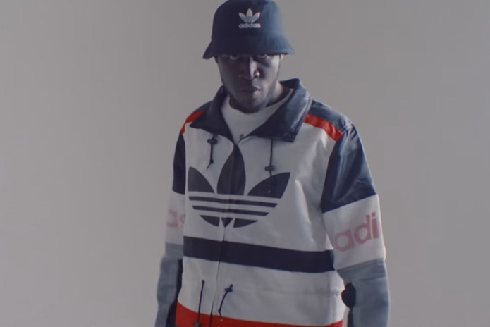 NIGO Enlists Stormzy for adidas Originals Campaign