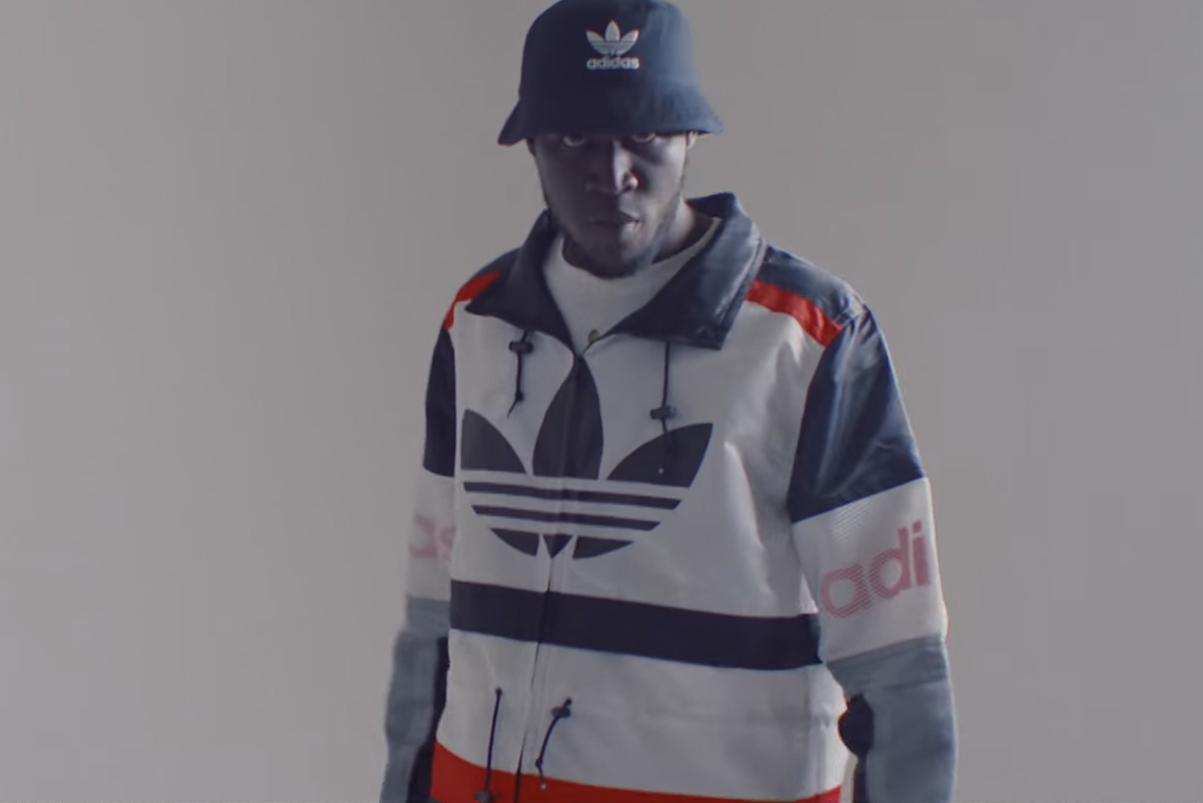 NIGO Enlists Stormzy for adidas Originals Campaign