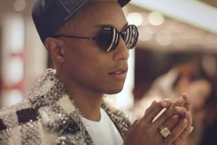"Pharrell Teaches a ""Masterclass"" to NYU Students"