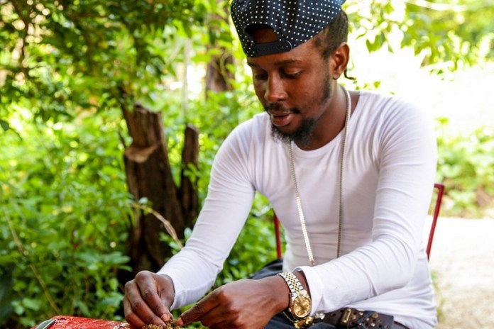 "Popcaan's ""Weed Is My Best Friend"" Video is Pretty Self-Explanatory"