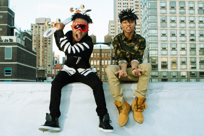 """Rae Sremmurd Live It up in Their """"By Chance"""" Video"""