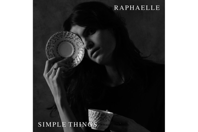 """Raphaelle Shares Video for """"Simple Things"""""""