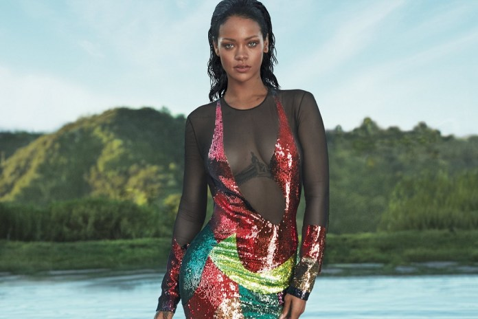 "Rihanna Unveils Four New Remixes of ""Work"""