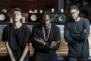 "River Tiber, Pusha T & Kaytranada Collide for ""Illusions"""