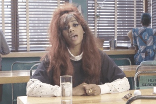 "Pharrell and Jay Z Join Santigold in New ""Can't Get Enough of Myself"" Video"