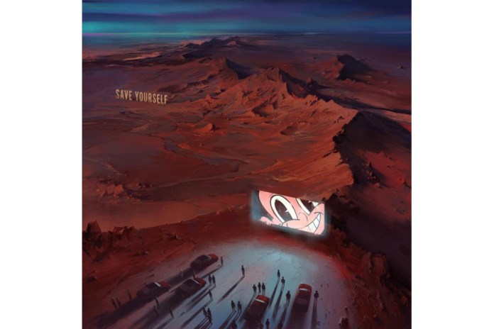 Stream SBTRKT's New Project 'SAVE YOURSELF'