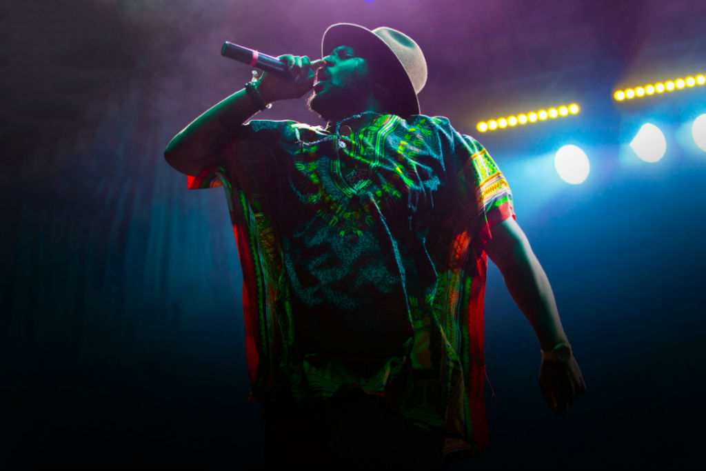 "ScHoolboy Q Became ""Way More Lyrical"" for New Album"