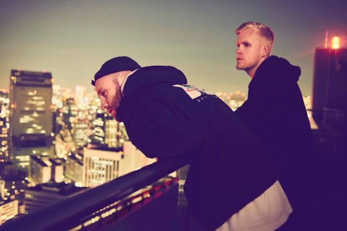 "Snakehips and Anderson .Paak Collide on ""Money On Me"""