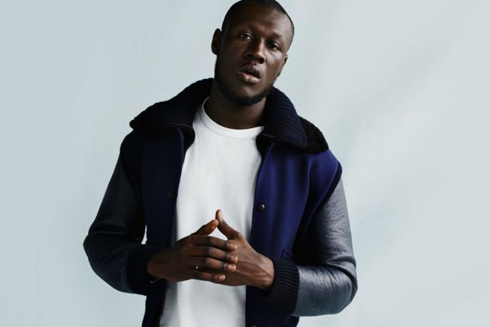 Stormzy Gets His Own #MERKY Burger