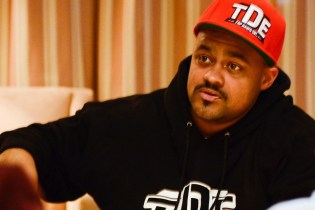 TDE Co-President Punch's Debut Album Is Coming
