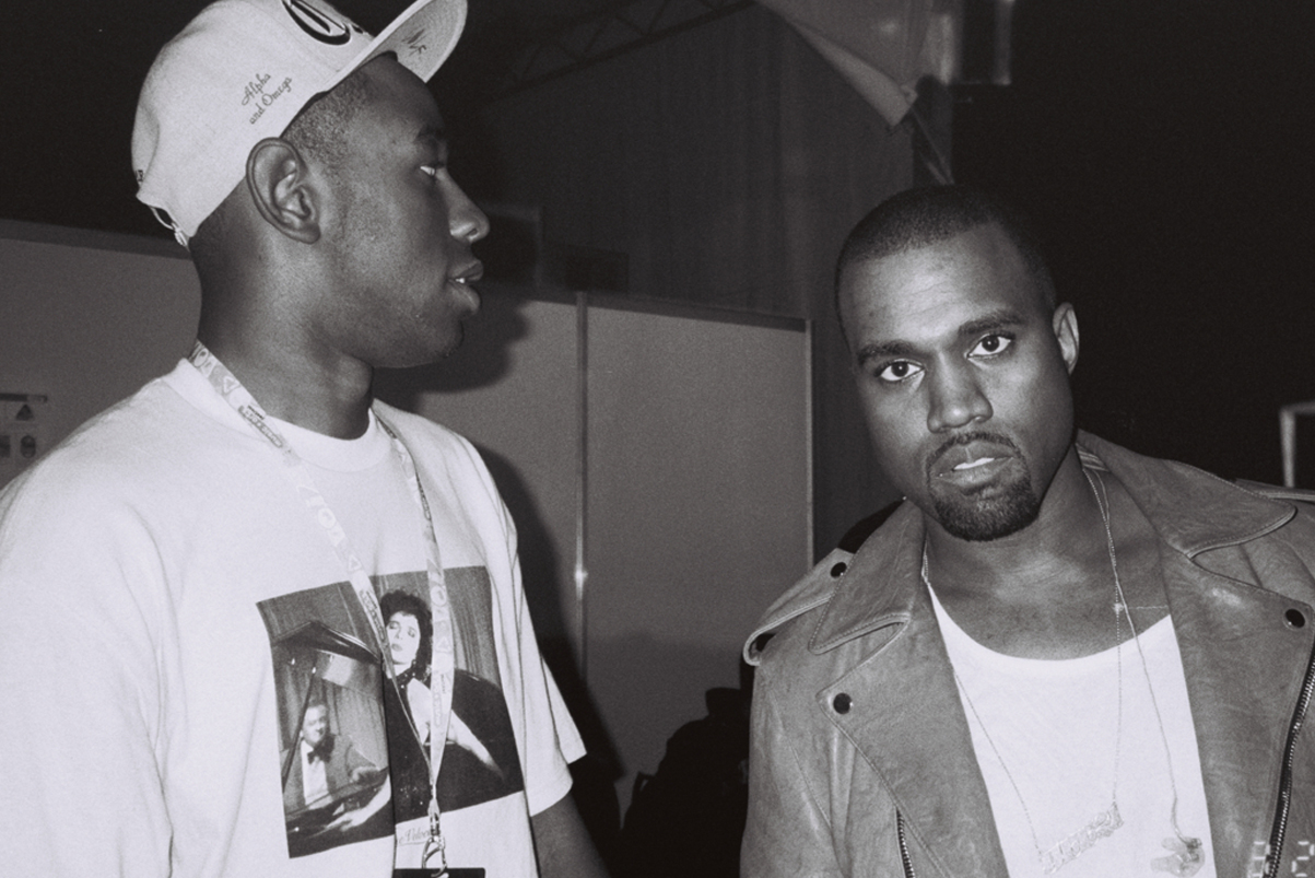 "Tyler, the Creator Raps Over Kanye West's ""Freestyle 4"""