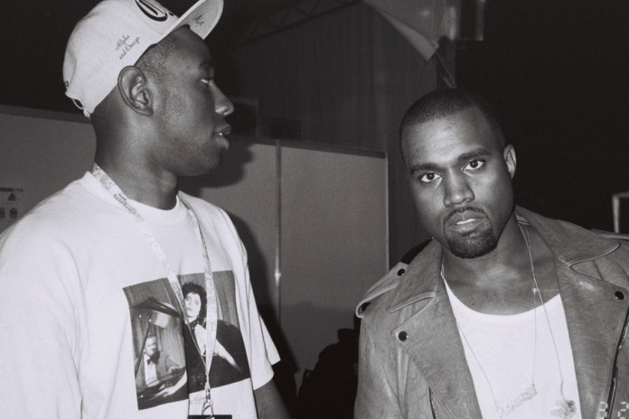 """Tyler, the Creator Raps Over Kanye West's """"Freestyle 4"""""""