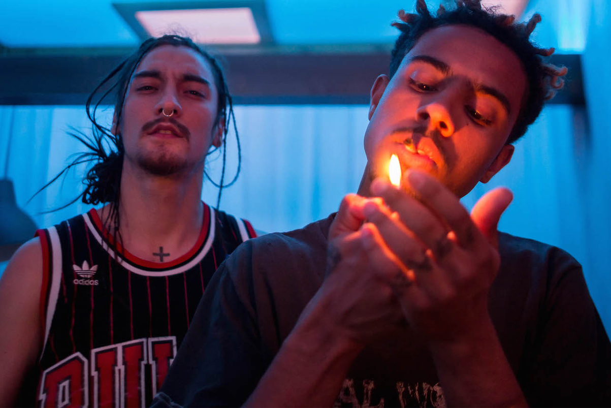 "Vic Mensa, Mr. Carmack & Towkio Link Up For ""G W M"""