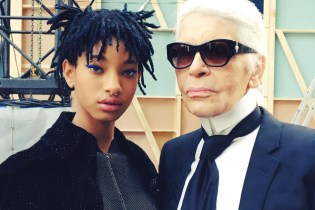 Willow Smith Is Now Chanel's Brand Ambassador