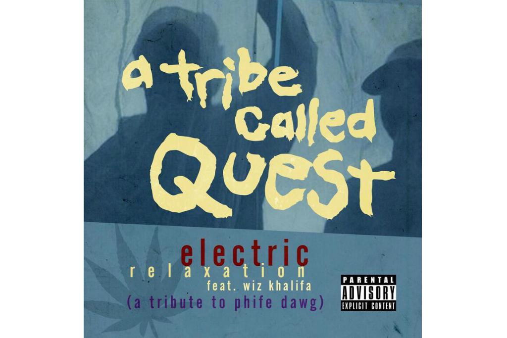 wiz khalifa shares phife dawg tribute with electric relaxation flip