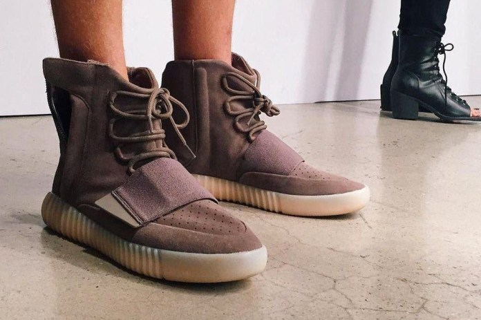 Kanye West's Next Yeezy Boost 750 Will Drop in Two Weeks