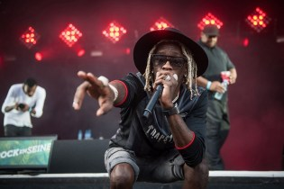 Young Thug Announces the 'Hy!£UN35 Tour'