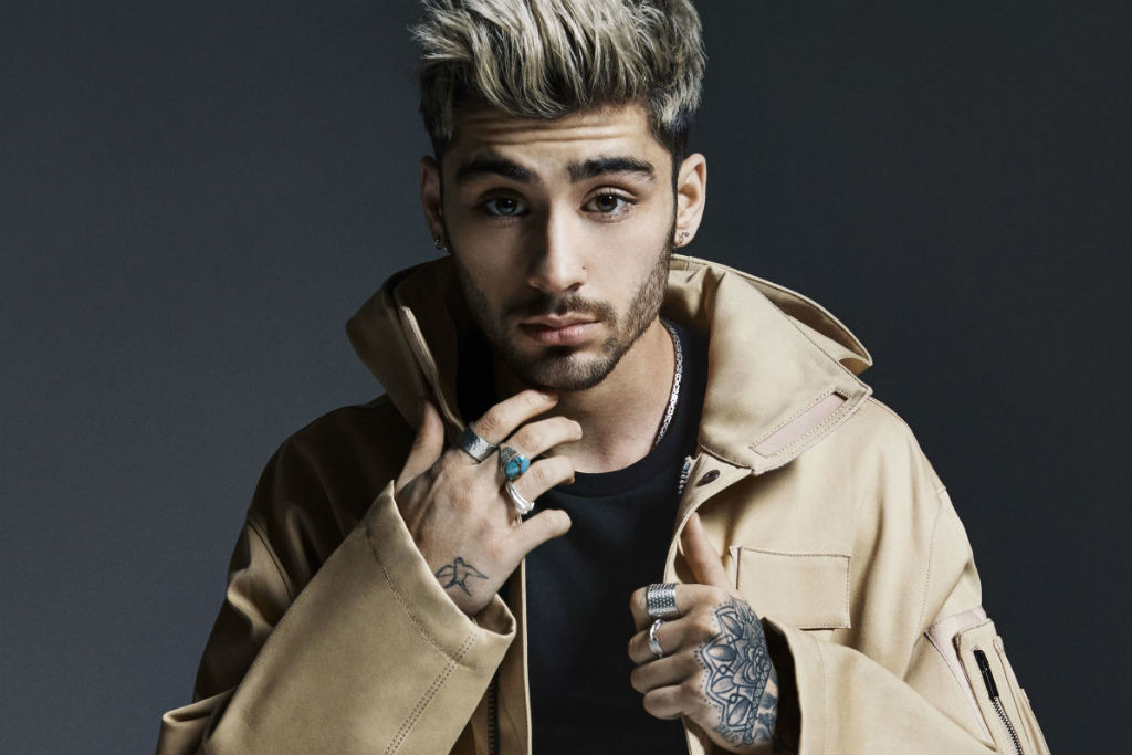 "Listen to Zayn Malik's New Single ""BeFoUr"""