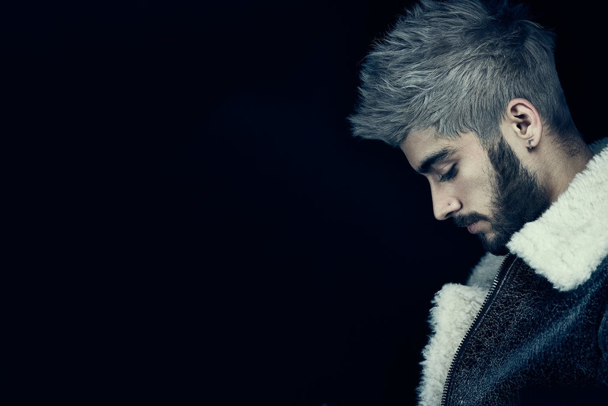 "Zayn Malik Unveils New Single ""Like I Would"""