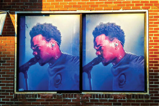 Chance The Rapper & Common Honored With Murals in South Side Chicago