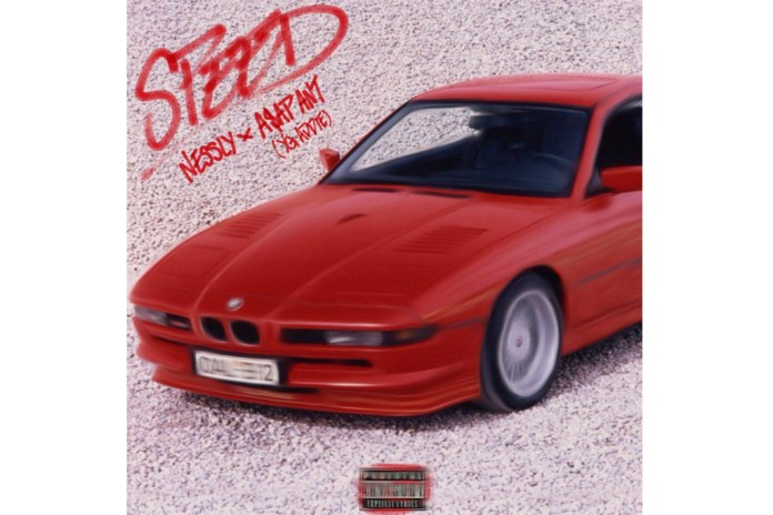 Nessly & A$AP Ant – Speed Racing