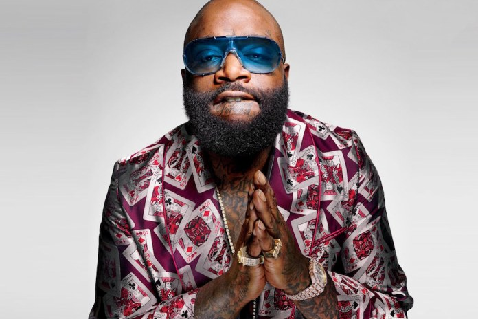 "Watch Rick Ross's New Video for ""Peace Sign"" Featuring DJ Mustard"