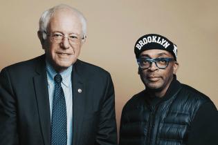 Spike Lee Interviews Bernie Sanders