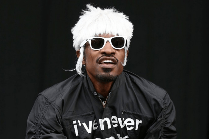"André 3000 Pictured ""Working on New Album"" With Jack White and Chris Rock"
