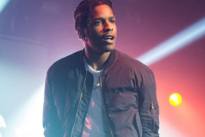 A$AP Rocky Is a Cautious Driver