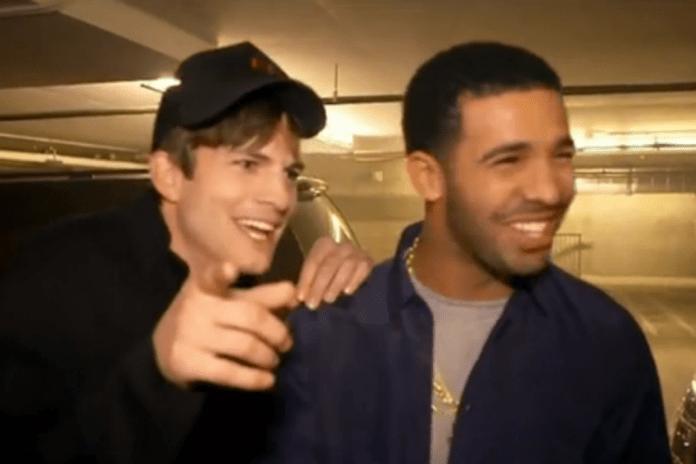 Ashton Kutcher Talks About the Time He Terrorized Drake on Punk'd