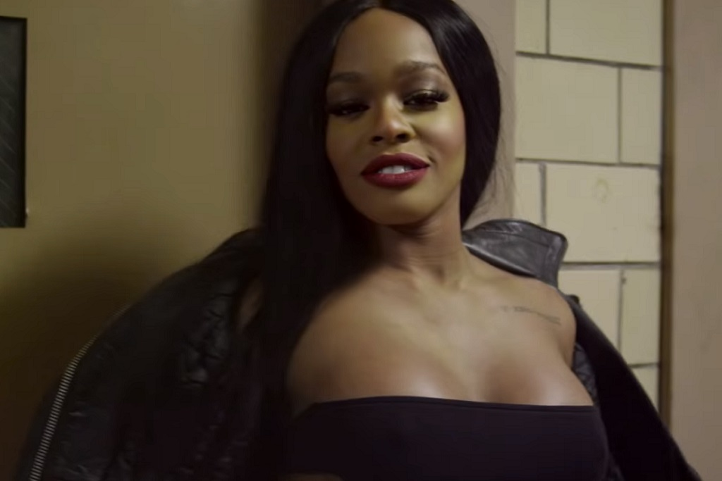 """Azealia Banks Is All About Dance in """"The Big Big Beat"""" Video"""