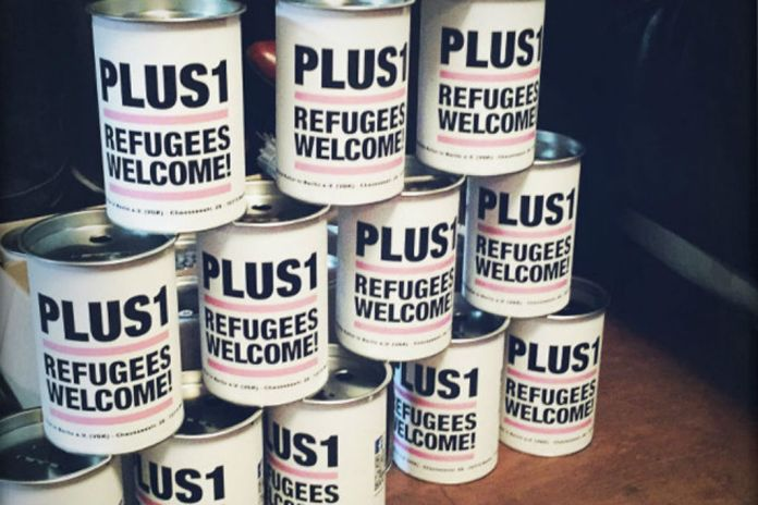 Berlin Nightclubs Raised €40,000 for Refugees