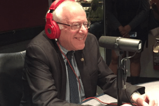 Bernie Sanders Talks Hip-Hop & Politics With Hot 97's Ebro in the Morning