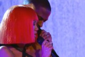 "Watch Big Sean & Jhene Aiko Perform ""Selfish"""