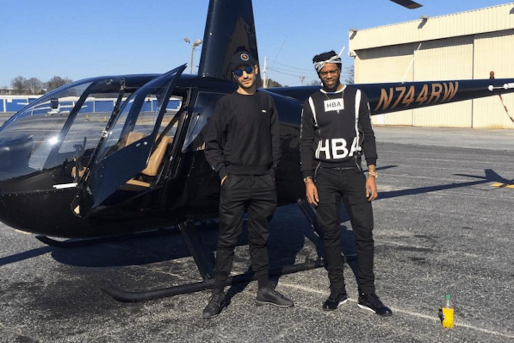 "Brodinski & Hoodrich Pablo Juan Share New Single ""Walk Like Money"""