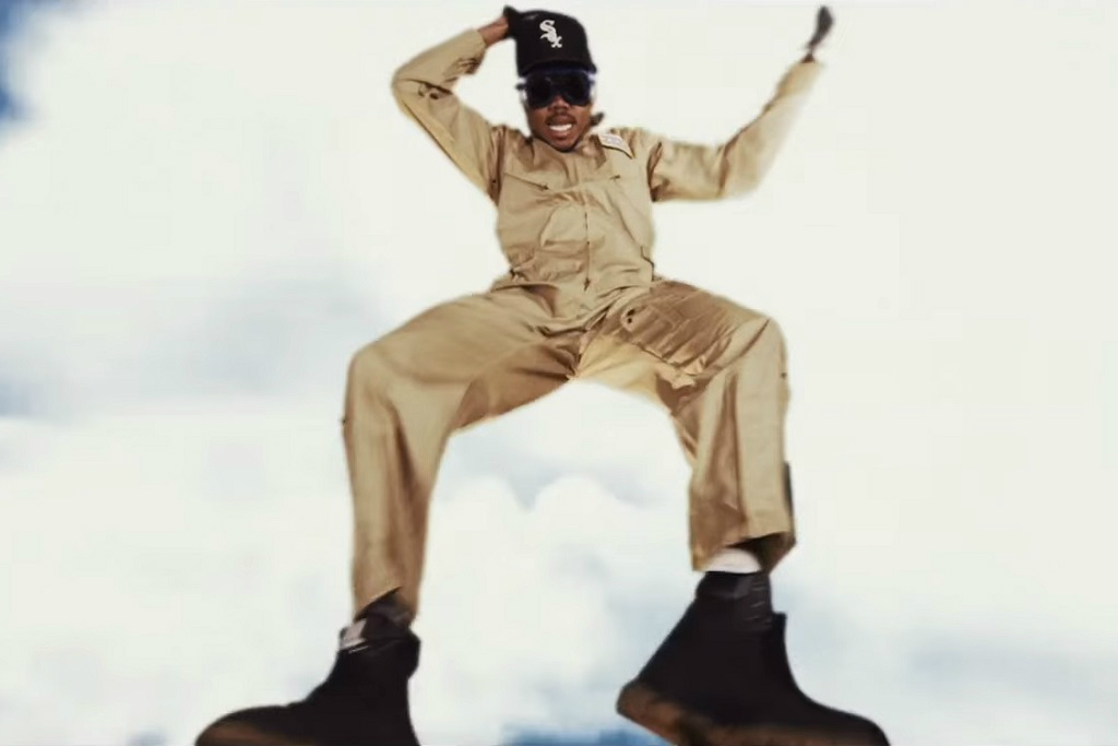 """Chance the Rapper & Saba Share """"Angels"""" Video"""