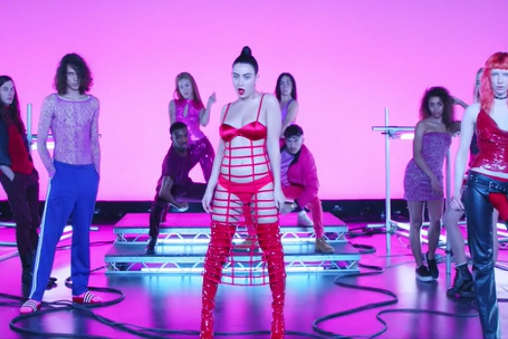 """Charli XCX's New """"Vroom Vroom"""" Video Might Be Her Best Yet"""