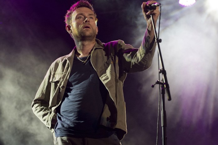 Check out Footage of Damon Albarn & Jamie Hewlett Working on New Gorillaz Music