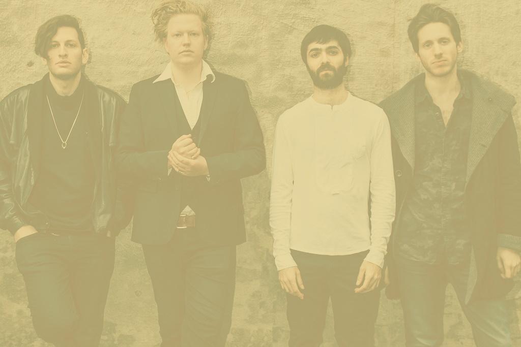 "Dave Harrington Group Are Back With a New Single, ""Social And Folk"""