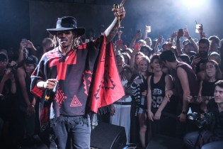 """Future Performs """"Wicked"""" on 'Jimmy Fallon'"""
