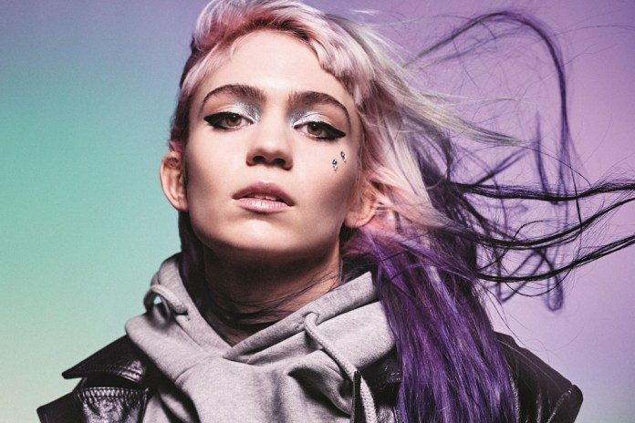 Grimes' New Mix for Beats 1 Features Grime, New Music & Insane Clown Posse