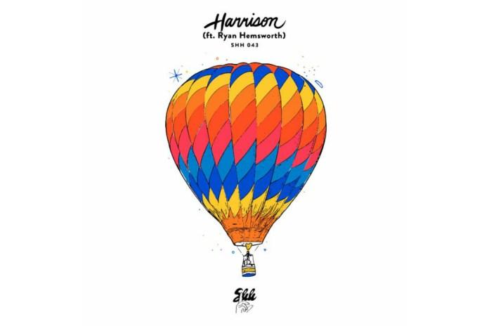 "Listen to Harrison and Ryan Hemsworth's New Single, ""Vanilla"""