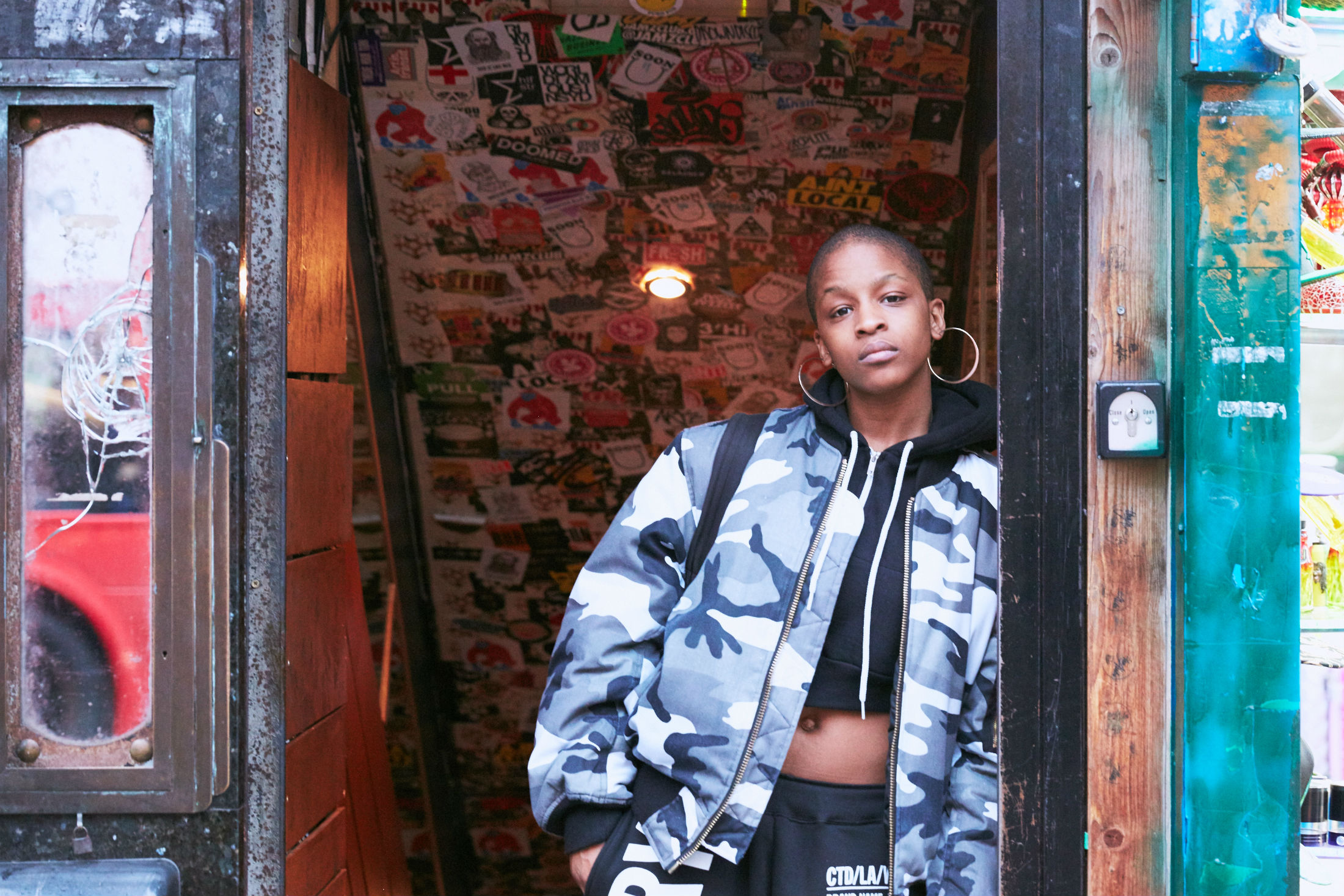 Behind The Scenes With Beats 1's Julie Adenuga