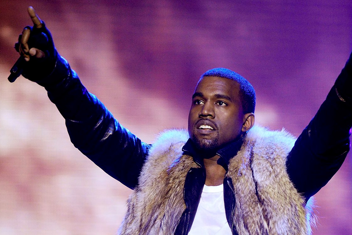 "Kanye West Interrupts Friend's Wedding: ""Imma Let You Finish"""