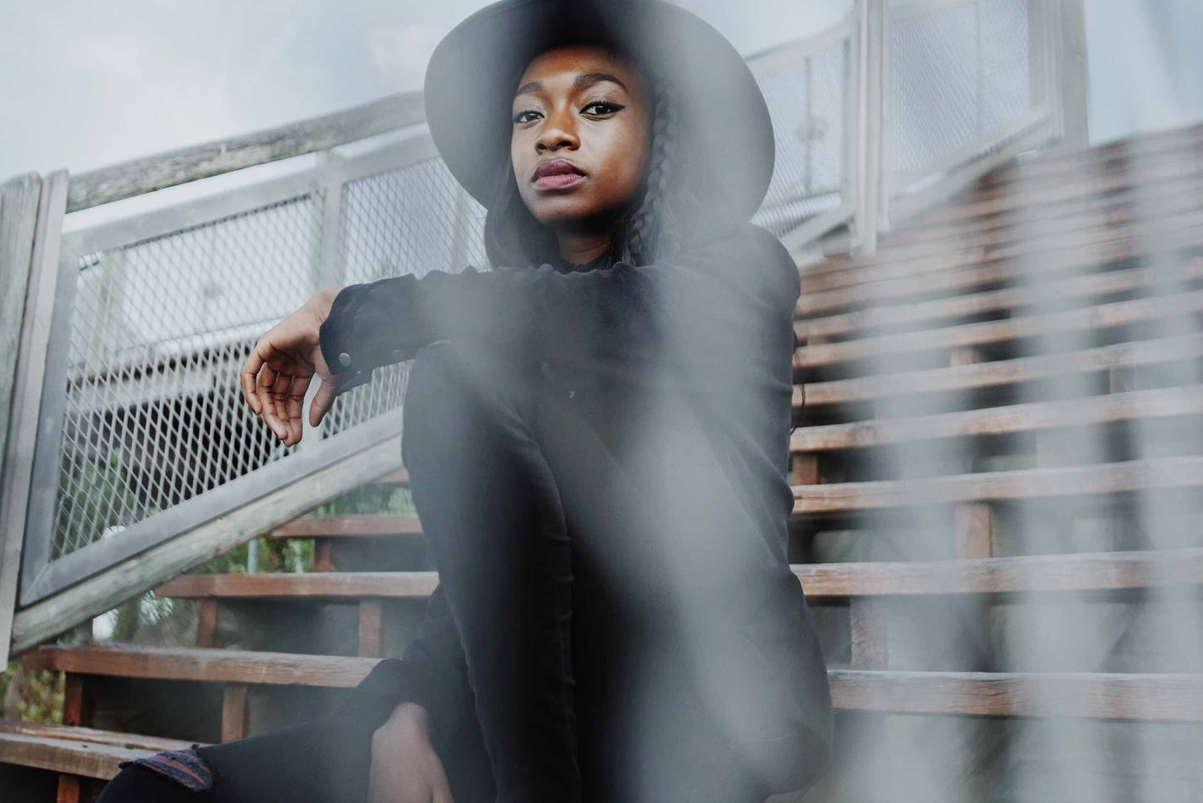 """Little Simz Freestyles Over Kanye West's """"Heard Em Say"""""""