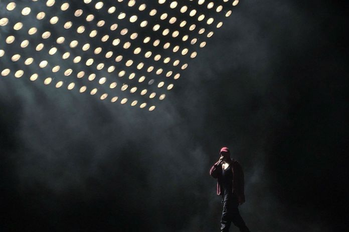 "Kanye West Explains Importance of ""Famous"" During Concert in Manila"