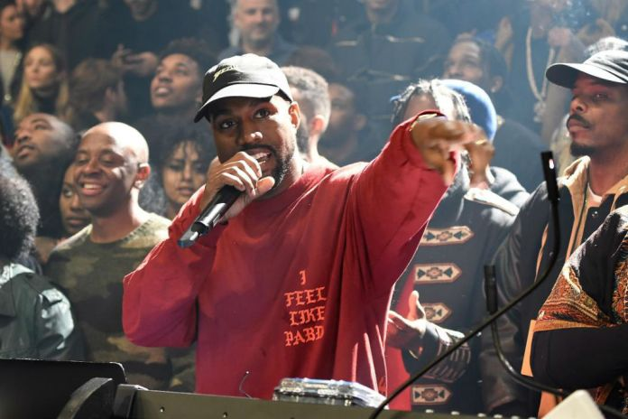 Kanye West Performs 'The Life of Pablo' Songs at First 2016 Concert