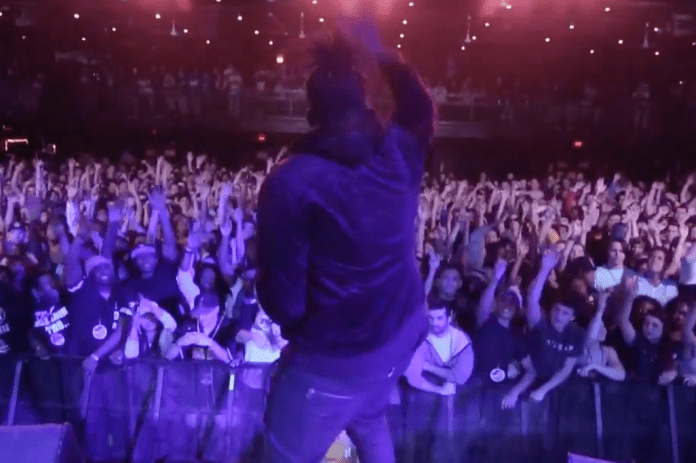 Watch Kelechi and Chance The Rapper Take Over Raleigh During 'Family Matters Tour'