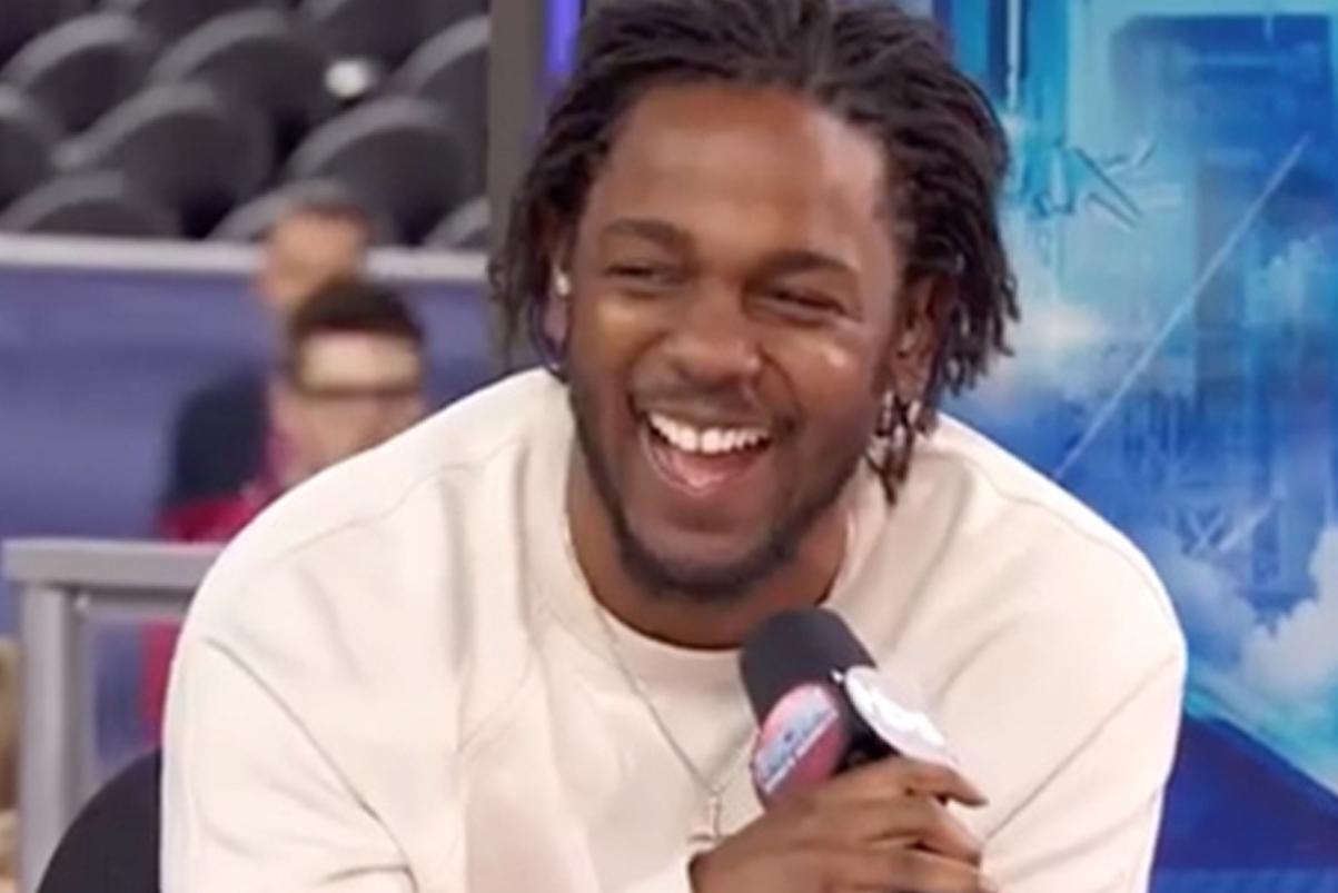 Kendrick Lamar Critiques Charles Barkley's Singing & Ernie Johnson's Rapping