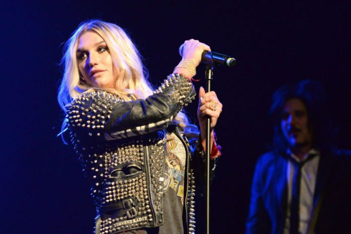 "Kesha Says She Was Offered Her ""Freedom"" If She Apologized for Rape Allegations"